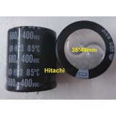 Tụ 680uF400v Hitachi (35*40mm)