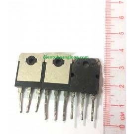 D718 KEC lưng đồng tháo máy (chân dài)
